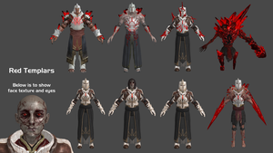 DAI Red Templars XPS by Padme4000