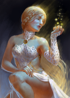 White witch by chirun