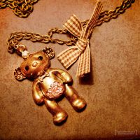 CUPIDO BEAR by moninyok