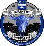 1-17th Infantry Regiment Patch by doncroswhite