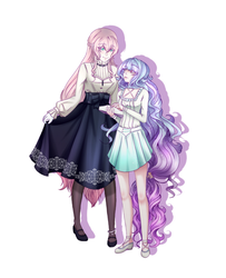 [PR] Switch Clothes-Maan and Edelweiss by kumaokaa-san