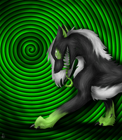 For Green by SweetDeathWolf