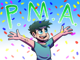 PMA! [Speedpaint] by azulmimi99