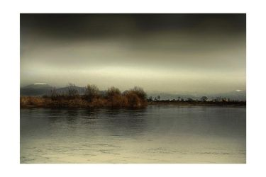 Spring on the River by Callu