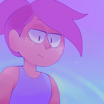 stare (GIF) by Daycolors