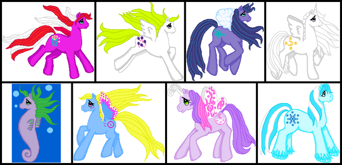 Late 2006 adoptables. by Aerosmith-Gal