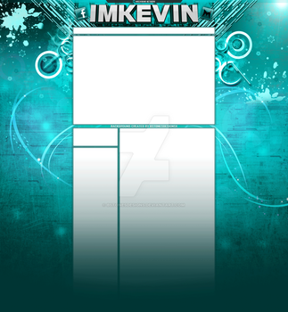 ImKevin - Youtube Background by BstonesDesigns