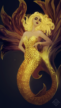 Goldenmaid by Nemca