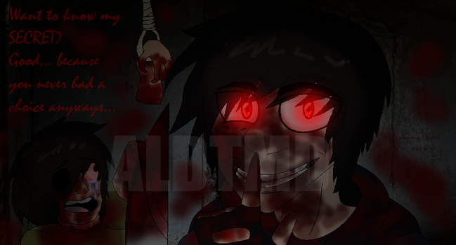Jimmy Casket's first kill (RE-UPLOAD) by AlTheDetermined