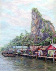 Thailand by Cher-Ro