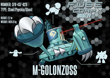 FUSE Corp: Site 17 - M-Golonzoss by leopardheart982