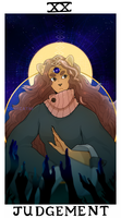 tarot comm - judgement by corycatte