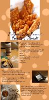 Peanut Brittle PolyClay Tutori by Auffallend