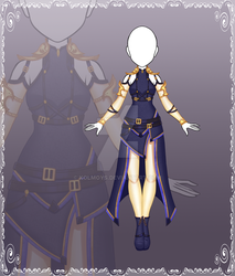 [Close] Adoptable Outfit Auction 121 by Kolmoys