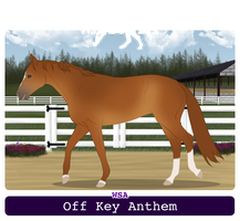 WSA Off Key Anthem by SaandStoorm