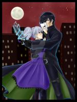 Darker than Black: Hei and Yin by TerraForever