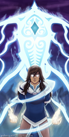 Legend of Korra - Harmonic Convergence by Arabesque91