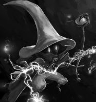 Black Mage by Timmytea