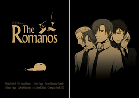 The Romanos by hime1999