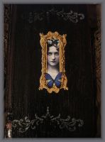 Book of Donica: cover by Bohemiart