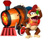 Diddy Kong by Galaxy-Afro