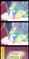 Discords first Good Deed COMIC by EleanorTopsie