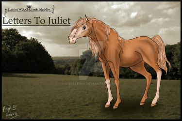 CWCS: letters to julliet by Belle980
