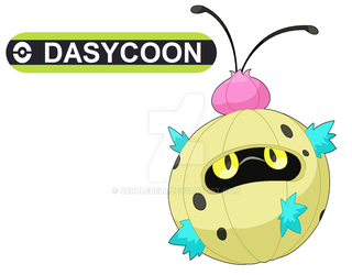Commission: Dasycoon for pokefan-22 by Cerulebell