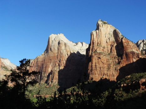 Zion National Park by InfinityandOne