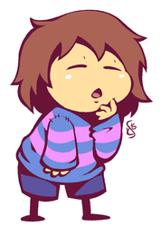 Frisk by Torkirby