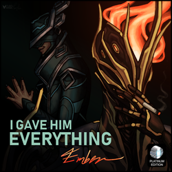 Warframe Unveil My Heart Art Contest Entry by Kanoro-Studio
