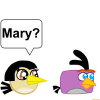 Mary's Fire Problem Part 39 by Mario1998