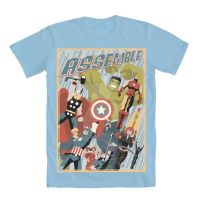 Assembled-tee by DomNX