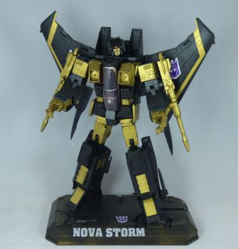 Customized Nova Storm by CascadiaSci