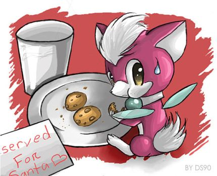 :Chocolate Chip: by Aizuconi