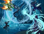 Teviran Commission - Ice Cavern Raid by StealthSneak1