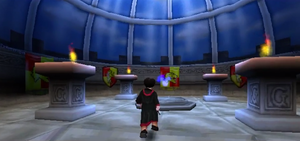 Harry Potter PS1 Hogwarts Tower Secret Room 2 of 2 by Daxx-Lorenzo