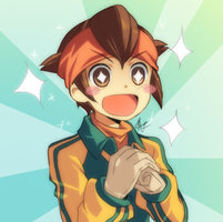 Ina11: ENDOU SPARKLE by lian-ne