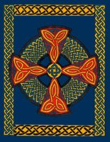 Celtic Faith by merlynhawk