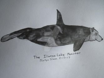 The Iliamna Lake Monster by Justyn16