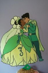 The Princess and Frog by animenerd22