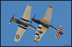 The Horsemen V by AirshowDave