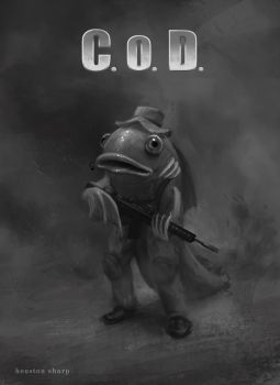 Cod by HoustonSharp