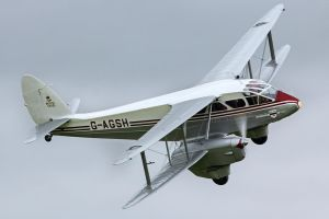 de Havilland DH.89a Dragon Rapide by Daniel-Wales-Images