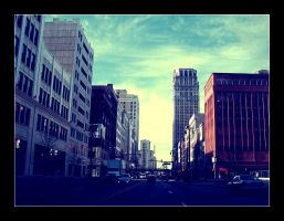 Motor City by MichelleMarie