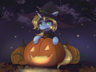 Spooktober by Ardail