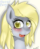 Derpy Hooves by PonyJHooves