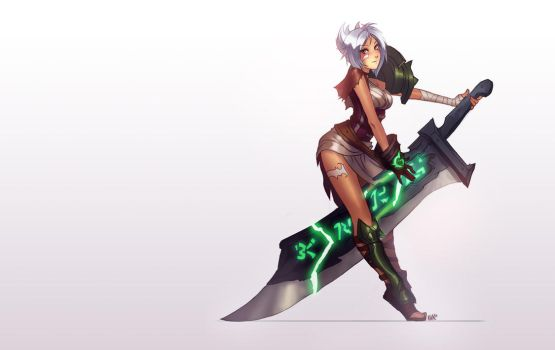 Bishoujo Exile - Riven by KNKL