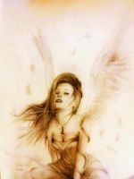 Wonderful Angel - The Colored Version by HealTheIll