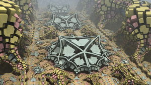 Magic Cube Fractal by hypex2772